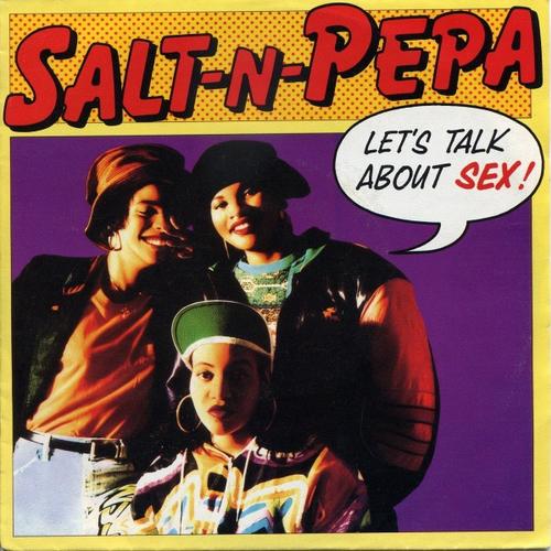 Artwork van Let's Talk About Sex