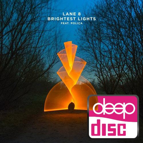 Artwork van Brightest Lights (DeepDisc)
