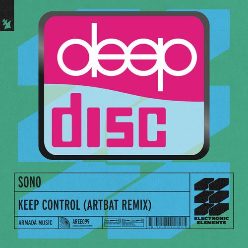Artwork van Keep Control (ARTBAT Remix) (DeepDisc)