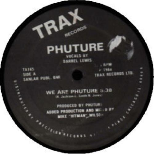Artwork van We Are Phuture