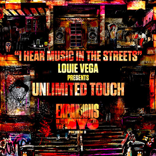 Artwork van I Hear Music In The Streets (Boogie Mix)