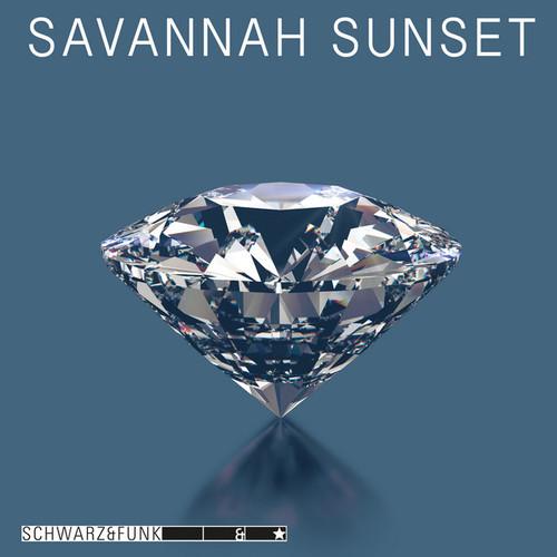 Artwork van Savannah Sunset